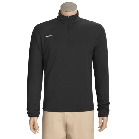 SportHill Invasion Shirt - Zip Neck, Long Sleeve (For Men)