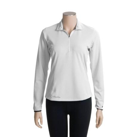 SportHill Invasion Shirt - Quarter-Zip, Long Sleeve (For Women)