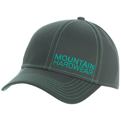 Mountain Hardwear Baseball Cap - Elastic Brim (For Men and Women)