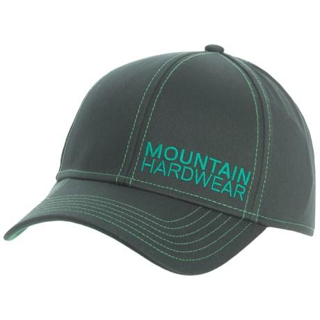Mountain Hardwear Baseball Cap - Elastic Brim (For Men and Women)