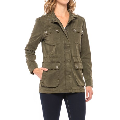 Lucky Brand Utility Jacket (For Women)