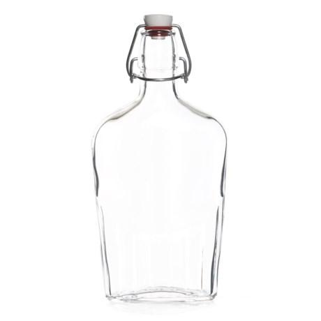 Bormioli Rocco Fiaschetta Pocket Flask - 17 fl.oz.