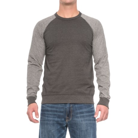 Rainforest Raglan Color-Block Shirt - Long Sleeve (For Men)