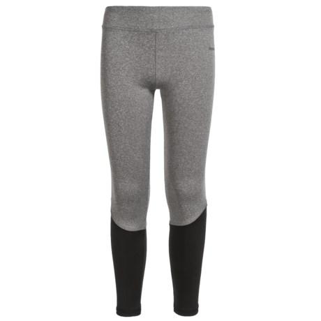 Reebok Color-Block Leggings (For Girls)