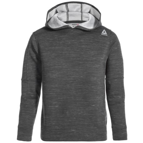 Reebok Elbow Patch Hoodie (For Boys)