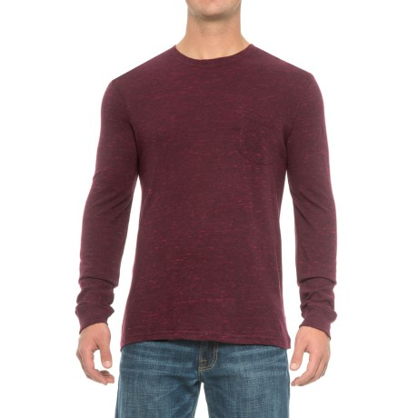 Rainforest Heather Pocket Shirt - Long Sleeve (For Men)