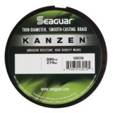 Seaguar Kanzen Braided Fishing Line - 300 Yards