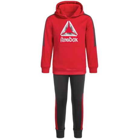 Reebok Grind to Shine Hoodie and Joggers Set - 2-Piece (For Infant Boys)