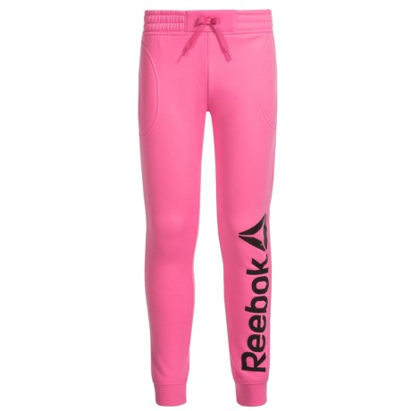 Reebok Comfy Joggers (For Girls)