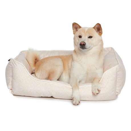 Max Studio Joseph Cuddler Dog Bed - 19x24""