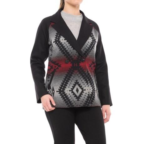 Pendleton Alta Wool Coat (For Women)