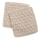 Fuller Brush Company All-Purpose Cloths - Organic Cotton, Set of 2