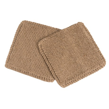 Fuller Brush Company Natural Jute Scrub Cloth - Set of 2