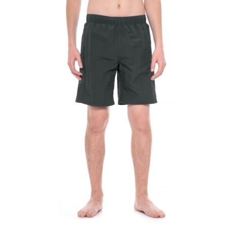 White Sierra Gold Beach Water Shorts (For Men)