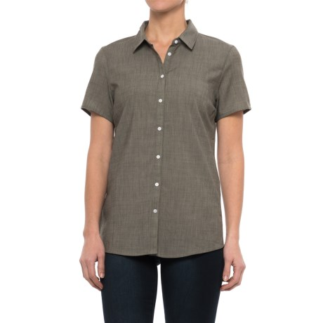 Icebreaker Kala Shirt - Merino Wool, Short Sleeve (For Women)