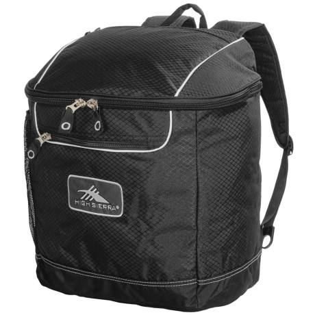 High Sierra Bucket Ski Boot Bag