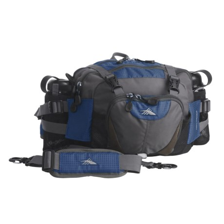High Sierra Diplomat Lumbar Bottle Pack