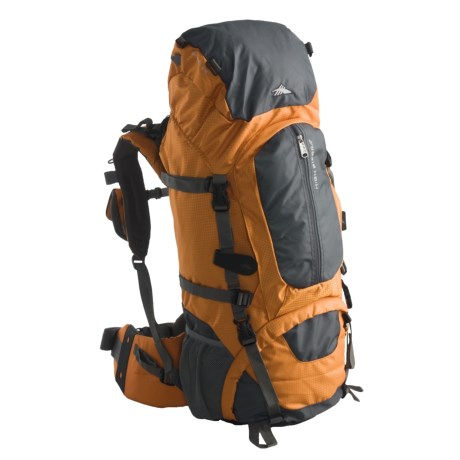 High Sierra Sentinel 65 Backpack - Internal Frame