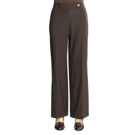 Louben Dress Pants - Wool-Rich (For Women)