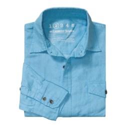 Earnest Sewn Field Shirt - Cotton-Linen, Long Sleeve (For Men)