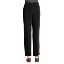 Louben Dress Pants - Flat Front (For Women)