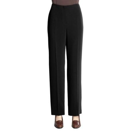 Louben Dress Pants - Flat Front (For Women)