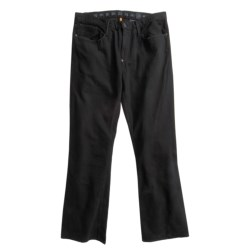 Earnest Sewn Hutch 126 Black Jeans - Bootcut (For Men)