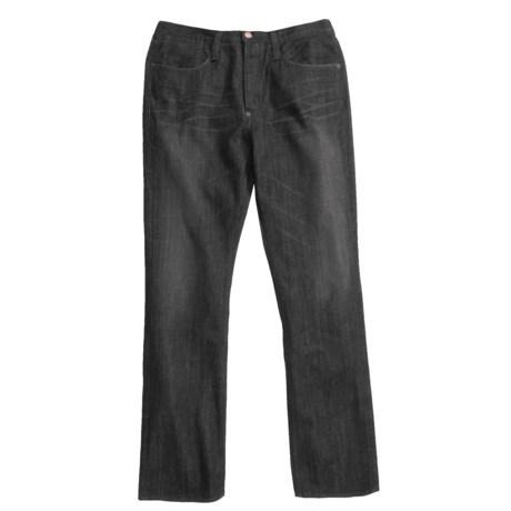Earnest Sewn Fulton 225 Jeans - Button Fly, Straight Leg (For Men)