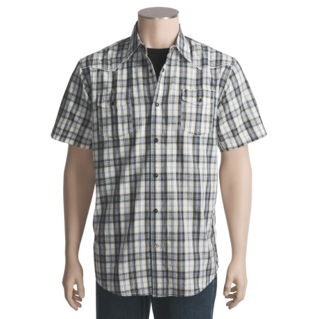Dakota Grizzly Brodi Western Shirt - Short Sleeve (For Men)