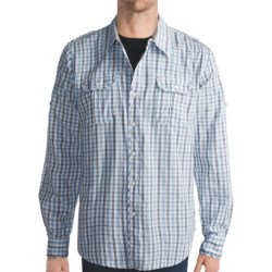 Grizzly Ethan Shirt - Long Roll-Up Sleeve (For Men)