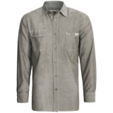 Dakota Grizzly Nelson Vintage Work Shirt - Slub Chambray Cotton, Long Sleeve (For Men)