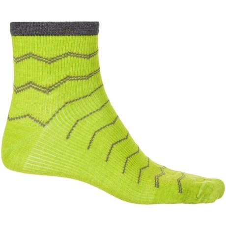 Sockwell Plantar Ease Socks - Merino Wool, Quarter Crew (For Men)