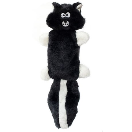 ZippyPaws Zippypaws Zingy Skunk Squeaker Plush Dog Toy