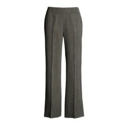 Lafayette 148 New York Herringbone Pants - Wool Blend (For Women)