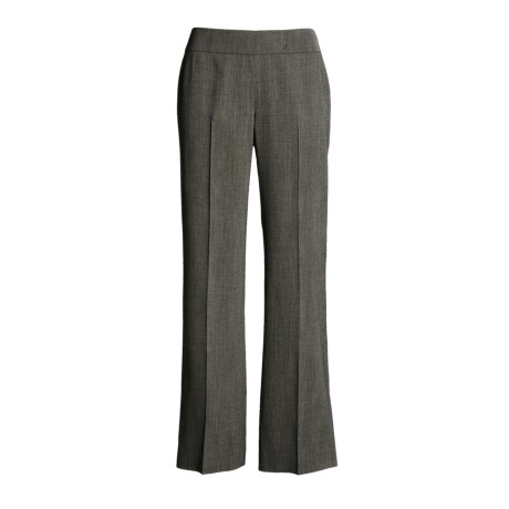 Lafayette 148 New York Herringbone Pants - Wool Blend (For Women)