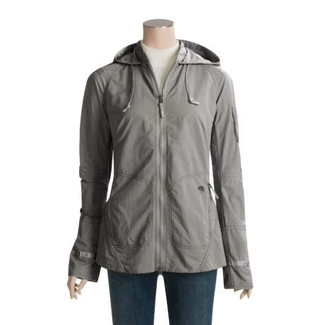 Mountain Hardwear Urbanite Traveler Jacket (For Women)