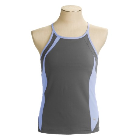 Mountain Hardwear Mali Tank Top - Cross- Over Straps (For Women)