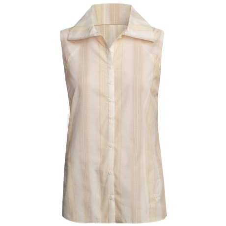 Mountain Hardwear Potala Shirt - Sleeveless (For Women)