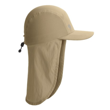 Mountain Hardwear Surya Flap Cap - UPF 25 (For Women)