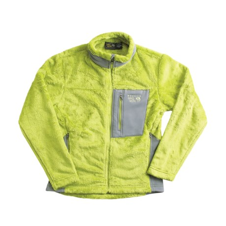 Mountain Hardwear Monkey Jacket - Fleece (For Girls)