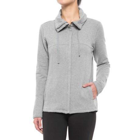 Satva Aaliyah Jacket- Organic Cotton (For Women)