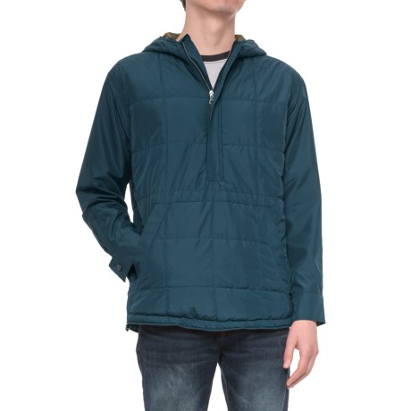 Exley Featherweight Quilted Jacket - Insulated, Zip Neck (For Men)