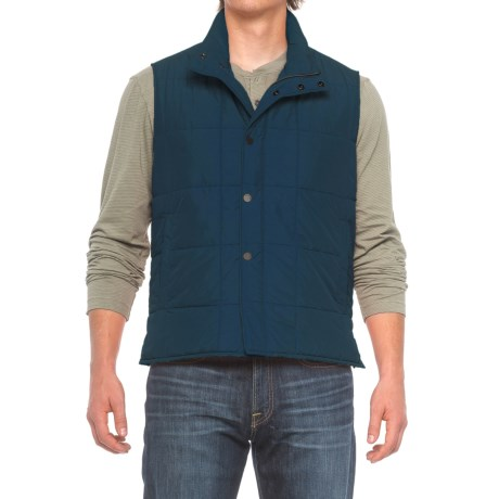 Exley NB Featherweight Quilted Vest - Insulated (For Men)