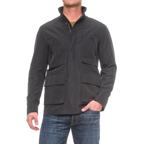 Exley Field Four Front Pocket Jacket (For Men)