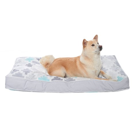 Cynthia Rowley Barcelona Geo X-Large Rectangle Dog Bed - 28x40""