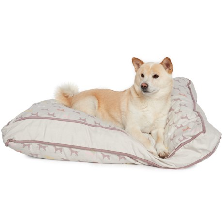 Humane Society Multi-Dog Print Rectangle Bed - 27x36""