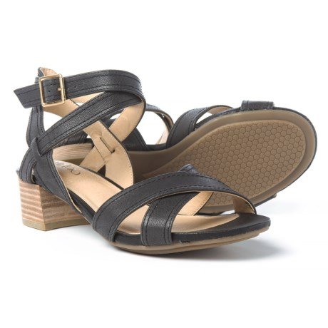 Me Too Mia Sandals - Leather (For Women)