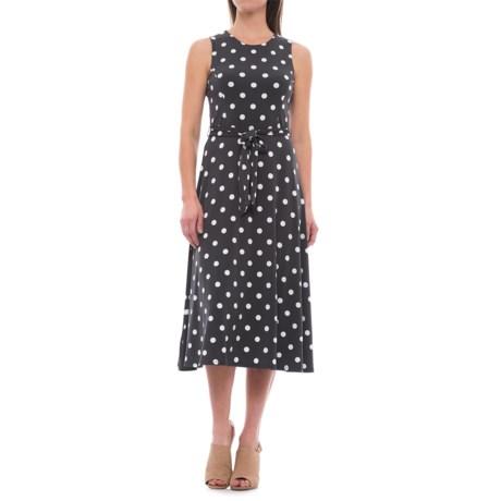 Premise Dress Belted Dress - Sleeveless (For Women)