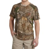 Carhartt Force Cotton Delmont T-Shirt - Short Sleeve, Factory Seconds (For Big and Tall Men)