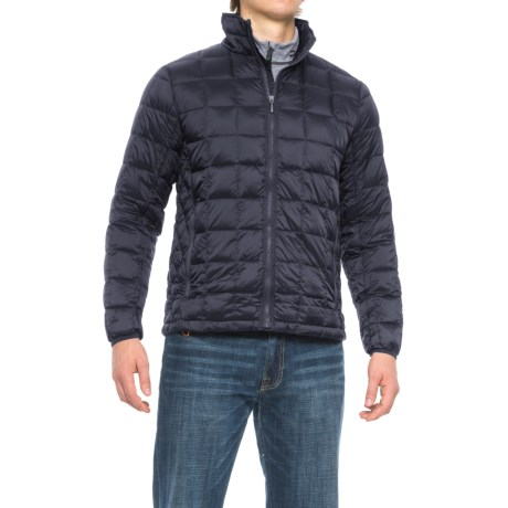 Rainforest Quilted Down Coat (For Men)